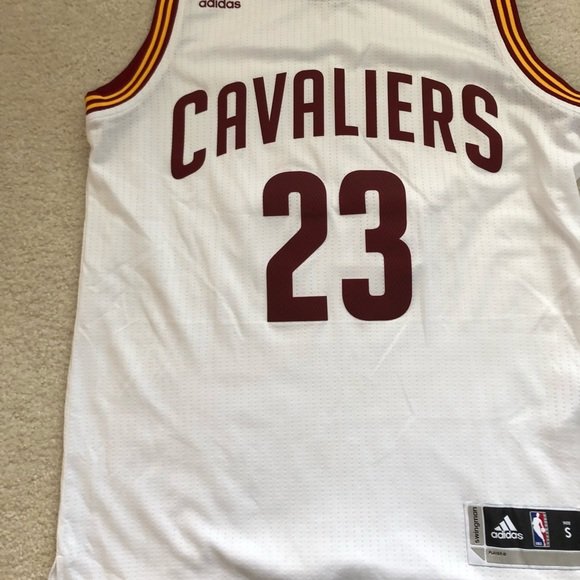 new styles b739a 18849 Lebron James Authentic Swingman Jersey!!!